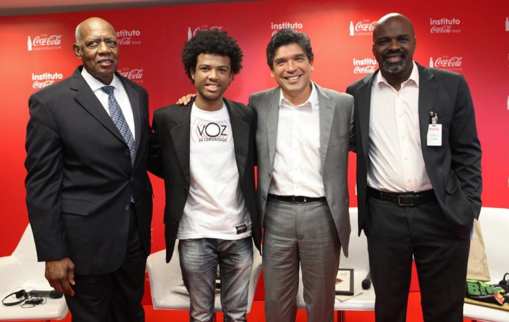 Coca-cola Brasil anuncia investimento em projetos de inclusao para afrodescendentes